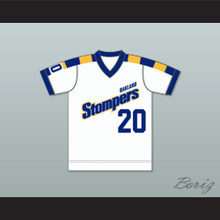 Oakland Stompers Football Soccer Shirt Jersey White