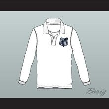 Pele Soccer Santos S.F.C. Jersey Long Sleeve