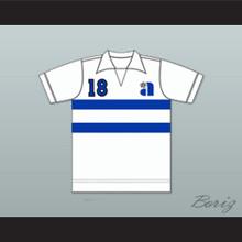 Philadelphia Atoms Football Soccer Polo Shirt Jersey White
