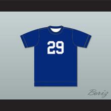 San Diego Toros Football Soccer Shirt Jersey Blue