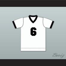 San Francisco Gales Football Soccer Shirt Jersey White