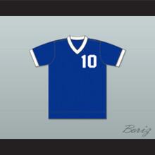 Washington Darts Football Soccer Shirt Jersey Blue
