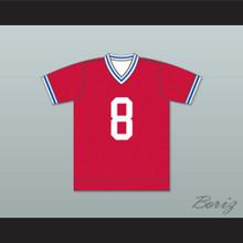 Washington Whips Football Soccer Shirt Jersey Red