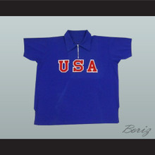 USA Shooting Shirt Polo Jersey
