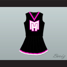Monster High Cheerleader Uniform Stitch Sewn