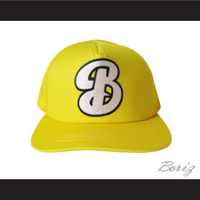 Bad News Bears 2005 Baseball Hat Adjustable Buckle Slide New