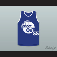 55 Tournament Shoot Out Bombers Basketball Jersey Above The Rim