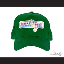 Bubba Gump Shrimp Green Baseball Cap Tom Hanks Company Hat