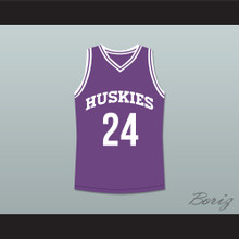 Kadeem Hardison Antoine Tyler 24 Huskies Basketball Jersey The 6th Man