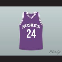 Kadeem Hardison Antoine Tyler 24 Huskies Basketball Jersey The 6th Man