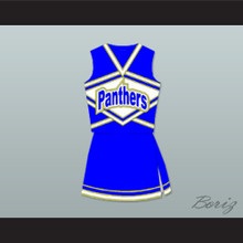 Friday Night Lights Lyla Garrity Dillon Panthers High School Cheerleader Uniform