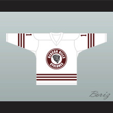 Scott McCall 11 Beacon Hills Cyclones Hockey Jersey Teen Wolf TV Series White