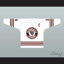 Stiles Stilinski 24 Beacon Hills Cyclones Hockey Jersey Teen Wolf TV Series White