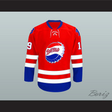Cody Hodgson 19 Buffalo Bisons Hockey Jersey