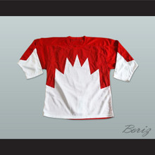 Ken Dryden Canada National Team Hockey Jersey