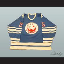 Cornwall Aces Rene Corbet 25 Hockey Jersey