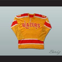 Don Herriman WHA Philadelphia Blazers Hockey Jersey