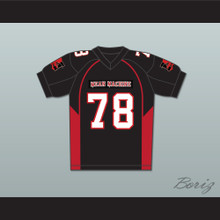 78 Blair Mean Machine Convicts Football Jersey Includes Patches