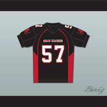 57 Chase Mean Machine Convicts Football Jersey Includes Patches