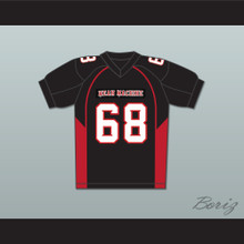 68 Grady Mean Machine Convicts Football Jersey