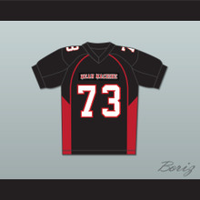 73 McCain Mean Machine Convicts Football Jersey