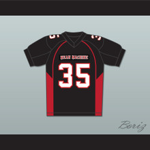 35 Stink Mean Machine Convicts Football Jersey