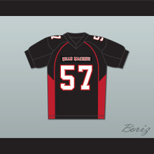 57 Chase Mean Machine Convicts Football Jersey