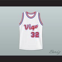 Monica Wright 32 Vigo Basketball Jersey Love and Basketball