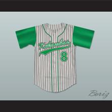 Kofi Evans 8 Kekambas Baseball Jersey Hardball