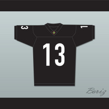 Jamie Foxx Willie Beamen 13 Miami Sharks Football Jersey Any Given Sunday Includes AFFA Patch