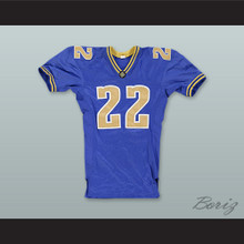 California Crusaders Dawson 22 Football Jersey Any Given Sunday Includes AFFA Patch