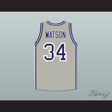 Duane Martin Kyle Lee Watson 34 College Career Basketball Jersey Above The Rim