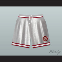 Saved By The Bell Bayside Tigers High School Basketball Shorts Includes Tiger Patch