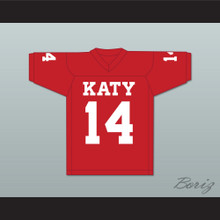 Andy Dalton 14 Katy High School Tigers Football Jersey