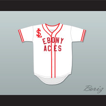 Billy Dee Williams Bingo Long 1 St Louis Ebony Aces Baseball Jersey