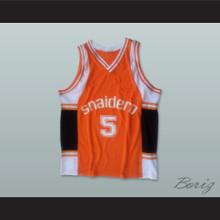 Charles Smith 5 Snaidero Udine Basketball Jersey