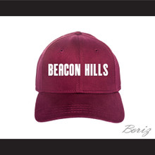 Beacon Hills Baseball Hat Teen Wolf
