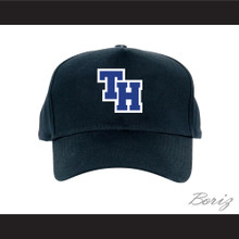 One Tree Hill Ravens Black Baseball Hat