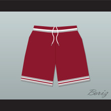 Saved By The Bell Bayside Tigers High School Basketball Shorts Away