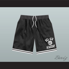 Bel-Air Academy Black Basketball Shorts