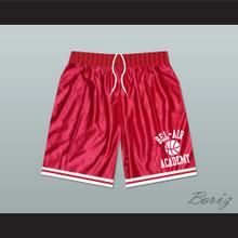 Bel-Air Academy Red Basketball Shorts