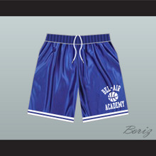 Bel-Air Academy Away Basketball Shorts