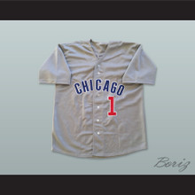 Rookie of the Year Henry Rowengartner Chicago 1 Baseball Jersey