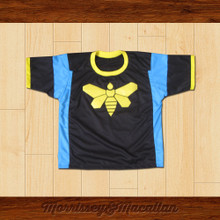 Golden Moth Heisenberg 52 Football Jersey by Morrissey&Macallan