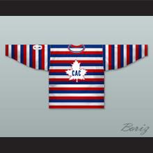 1912-13 Montreal Hockey Jersey Blank Back