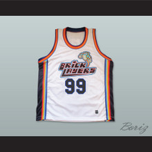 King 99 Bricklayers Basketball Jersey Sixth Annual Rock N' Jock B-Ball Jam 1996