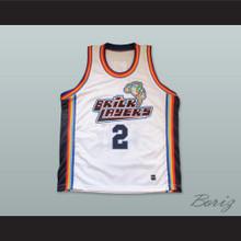 Warren G 2 Bricklayers Basketball Jersey Sixth Annual Rock N' Jock B-Ball Jam 1996