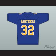 Derek Haig 32 Degrassi Community School Panthers Football Jersey