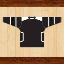 Snoop Dogg Wiggle Plain Front Hockey Jersey by Morrissey&Macallan