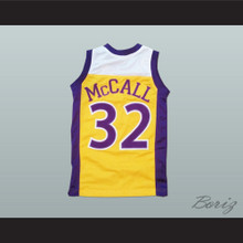 Sanaa Lathan Monica Wright-McCall 32 Pro Career Basketball Jersey Love and Basketball